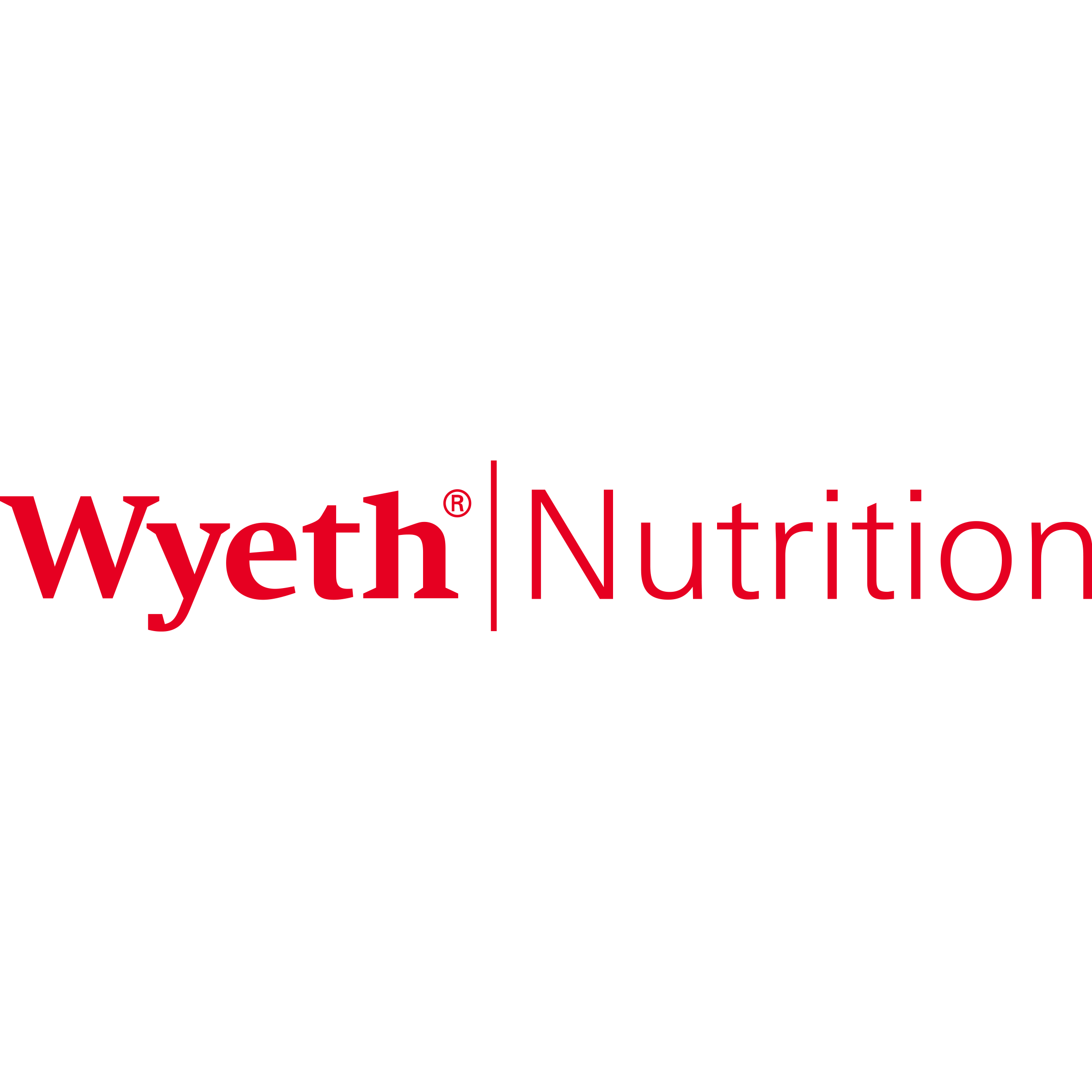 Wyeth Nutrition Hong Kong
